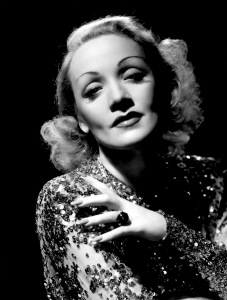 Marlene Dietrich, 1930's. Restored by Nick & jane for Doctor Macro's High Quality Movie Scans website: http://www.doctormacro.com. Enjoy!