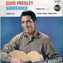 Elvis_Surrender_Single_cover