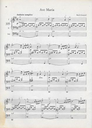 bladmuziek 2a